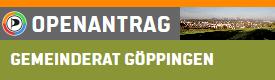 OpenAntrag Göppingen