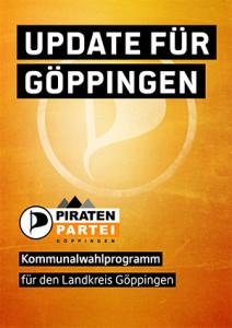 Kommunalwahlprogramm