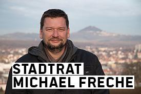 Stadtrat Michael Freche
